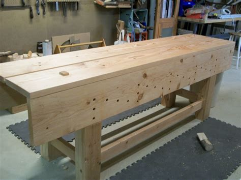 english workbench plans  woodworking