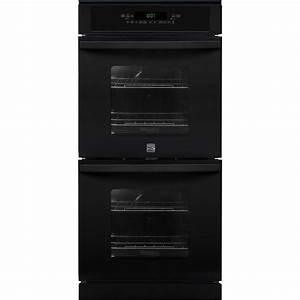 Kenmore 40259 24 U0026quot  Manual Clean Electric Double Wall Oven