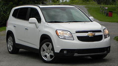 Chevrolet Orlando Photo by 2012 Chevrolet Orlando Impressions Editor S Review