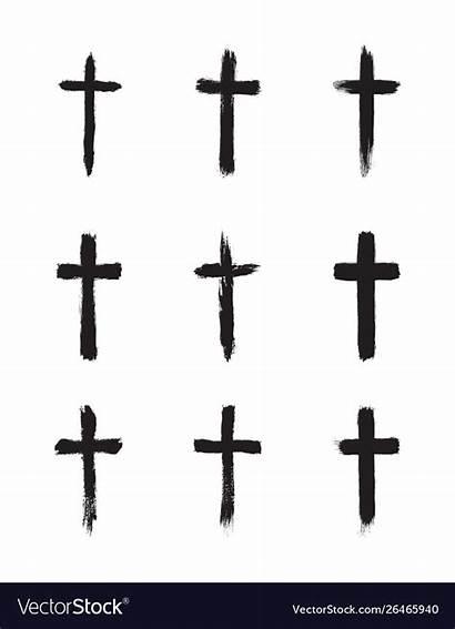 Cross Simple Christian Vector Royalty Vectors