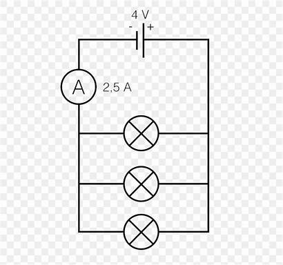 Parallel Diagram Wiring Electrical Circuits Resistor Switches
