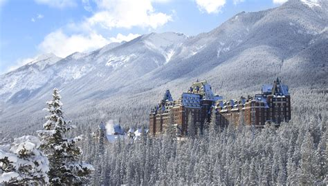 The Fairmont Banff Springs Hotel Celebrates 125 Years