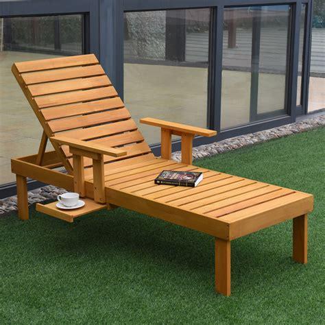giantex patio chaise sun lounger outdoor furniture garden