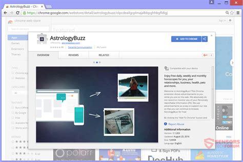 Eliminación De Adware Astrologybuzz.com