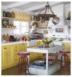 17 best images about kitschy kitchens on pinterest With kitchen colors with white cabinets with dot inspection sticker