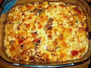 Kürbis Hackfleisch Schafskäse Auflauf : kartoffel hack auflauf mit schafsk se von marlena ~ Lizthompson.info Haus und Dekorationen