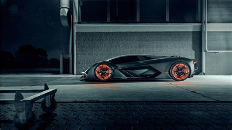 lamborghini terzo millennio  wallpaper hd car
