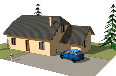 chaise architecte tuto dessiner sa maison avec sketchup chapitre 1