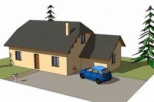 plan de maison google sketchup With google vue des maisons