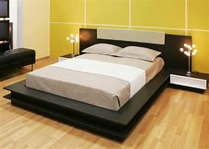 Lit Moderne Design : choisir le lit estrade parfait pour vous id es et astuces ~ Nature-et-papiers.com Idées de Décoration