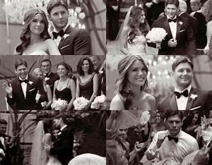 Jensen and Danneel Ackles wedding. | Jensen Ackles | Pinterest