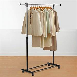 How to Make a Portable Clothes Rack Home Design Resort