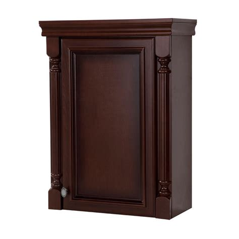 over the john cabinet valencia 22 in w over john wall cabinet in glazed