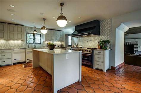 saltillo tile kitchen floor google search dream home