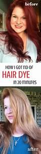 25 Best Ideas About Hair Color Remover On Pinterest