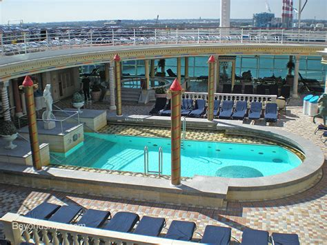 Grandeur Of The Seas Deck Plan by Navigator Of The Seas Photo Tour And Commentary Pools Spa