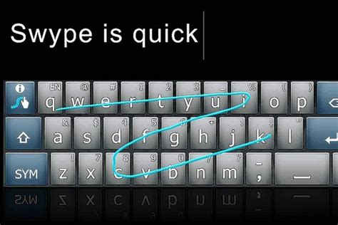 swype virtual keyboard review katherine boehret