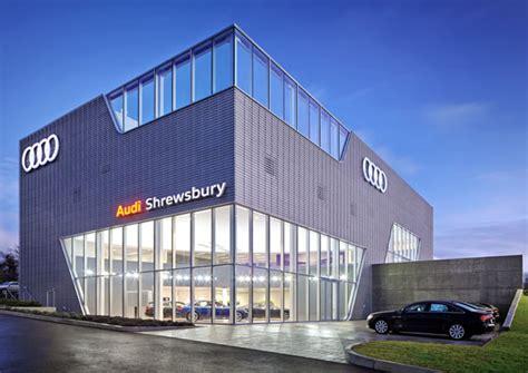 Audi In  Million Showroom Drive