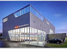 Audi USA Showrooms CDR Studio