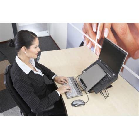 rehausseur ordinateur bureau support d 39 ordinateur portable q330 nomade la boutique du dos