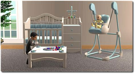 themed living room mod the sims nursery add ons spruce up your bg and ft