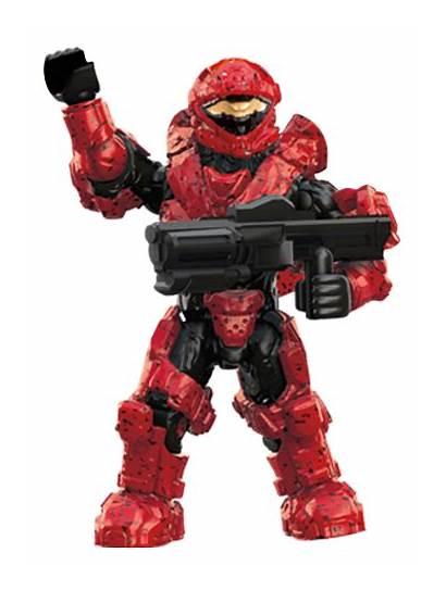 Recon Spartan Unsc Halo Fireteam Mega Construx