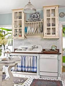17 best ideas about french farmhouse kitchens on pinterest With kitchen colors with white cabinets with carpe diem wall art