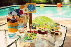 Beach party ideas at home
