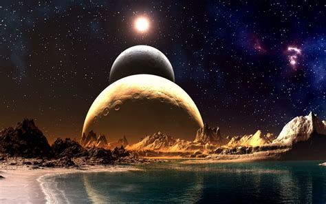 far away worlds - Planets Wallpaper (31133968) - Fanpop
