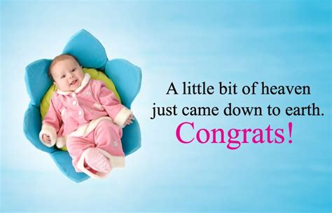 congratulation message   born baby birth birthday