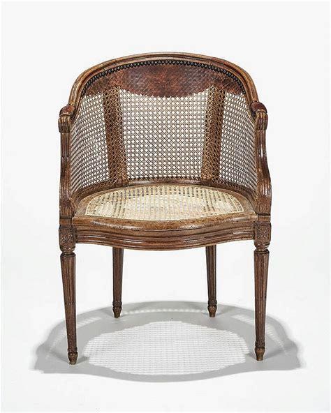 fauteuil de bureau louis xvi fauteuil de bureau d 39 époque louis xvi