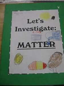 Third Grade Thinkers  Matter  Make And Take Study Guides