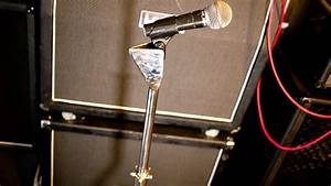 KitMonsters – Jayce Lewis - Mic stand. The music makers ...