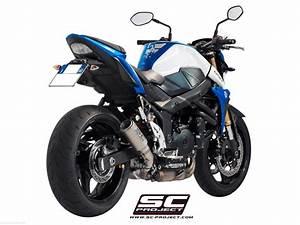 Suzuki Gsx S750 : cr t exhaust by sc project suzuki gsx s750 2017 s07 36t ~ Maxctalentgroup.com Avis de Voitures