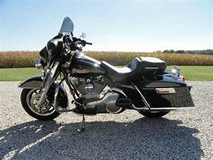 Buy Harley Davidson Electra Glide Standard  2005  Black