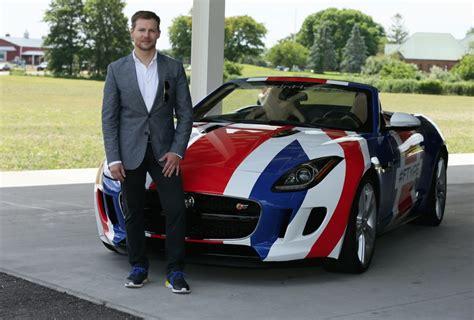 The Stunning New Jaguar F-type Rallies In The Hamptons