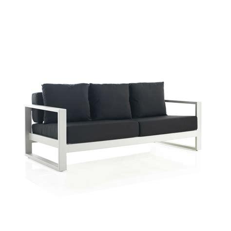 canape exterieur design canapé d 39 extérieur design 3 places brin d 39 ouest