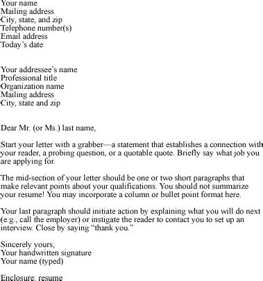 how to address cover letter to anonymous person will