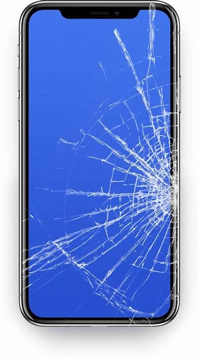 Iphone Cracked Repair Apple Screen Xr Repairs