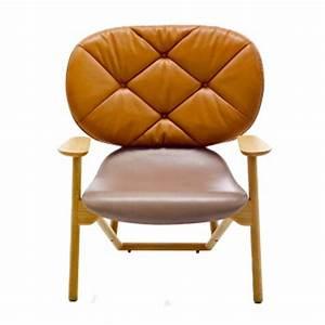 Fauteuil Cuir Camel : moroso chaises fauteuils canap s tables colonel shop colonel ~ Teatrodelosmanantiales.com Idées de Décoration