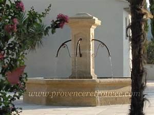 Fontaine Circuit Fermé : installer une fontaine en pierre dans son jardin ~ Premium-room.com Idées de Décoration
