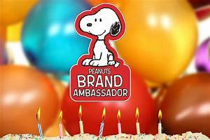 Celebrate the New Peanuts 3D Movie and Snoopy's Birthday ...