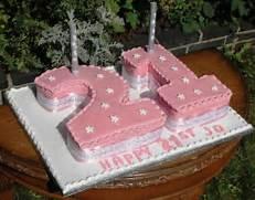 Happy Birthday 21 Cake...