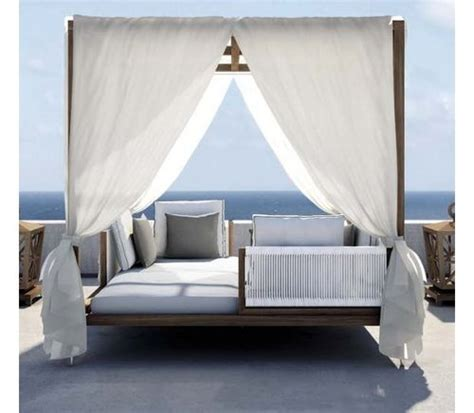 outdoor canopy beds outdoor canopy bed dream home pinterest
