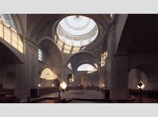 Bank of England Digital Reconstruction, London earchitect