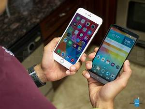 Apple iPhone 6 Plus vs LG G3 - Call quality, Battery and ...