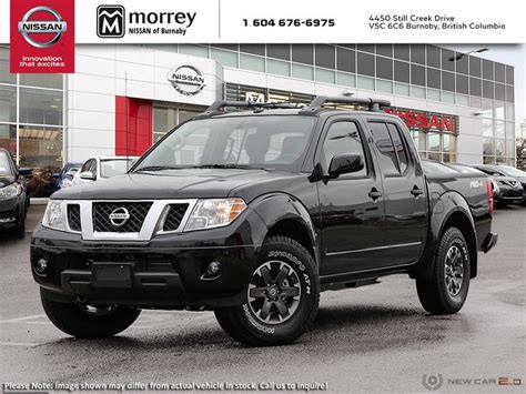 2019 Nissan Frontier Crew Cab by New 2019 Nissan Frontier Crew Cab Pro 4x 4x4 At For Sale