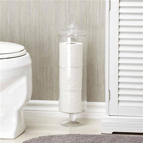 rangement papier toilette indispensable dans les toilettes