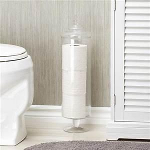 Rangement Papier Toilette Original : accessoires pour wc design ~ Teatrodelosmanantiales.com Idées de Décoration