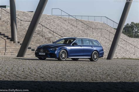 The latter is said to make the ride more comfortable, but we'll have to see for. 2021 Mercedes-Benz E63 S AMG Estate - Dailyrevs